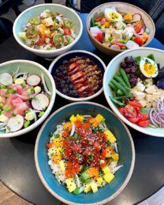 Healthy Recipes at BowlandBlade Brooklyn