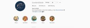 Good Eats on Instagram