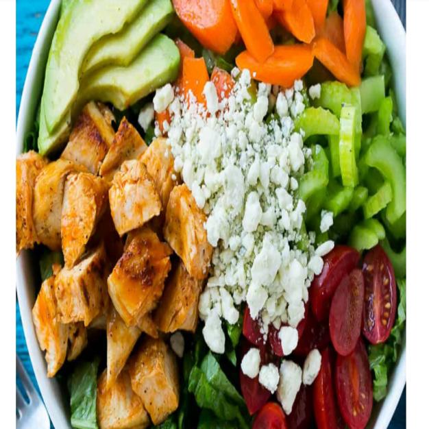 chicken salad menu