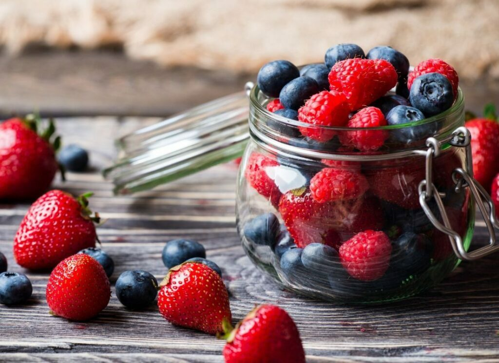 The Best Superfruits for Improving Your Mood from Brooklyn